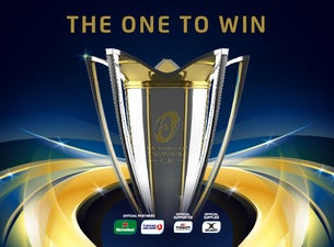 European Rugby Champions CupTickets