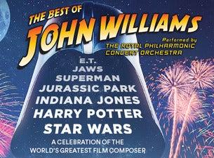 John WilliamsTickets