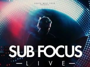Sub FocusTickets