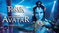 Cirque Du Soleil: Toruk -  VIP Packages