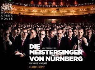 Die Meistersinger Von NurnbergTickets