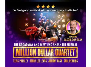 Million Dollar Quartet (Touring)Tickets