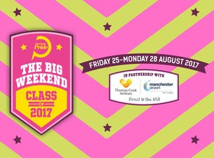 Manchester Pride's the Big Weekend Tickets