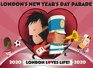 London's New Year's Day Parade (LNYDP) and Festival Series