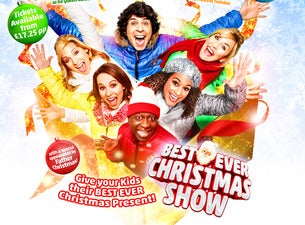 Best Ever Christmas Show and the Story of Jack Frost