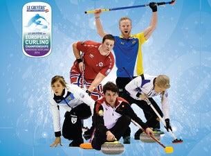 European Curling ChampionshipsTickets