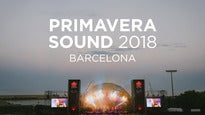Primavera Sound Tickets