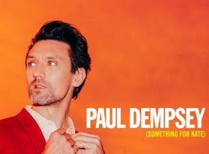 Paul DempseyTickets