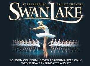 St. Petersburg Ballet - Swan LakeTickets