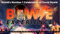 Bowie Experience (Touring)Tickets