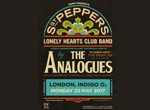 The Analogues Tickets