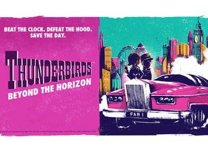 Thunderbirds: Beyond the Horizon