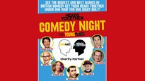 Heads Together Comedy Night for YoungMindsTickets