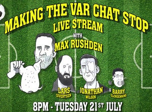 Making the VAR Chat Stop Live Stream