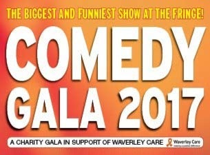 Waverley Care Comedy Gala Tickets