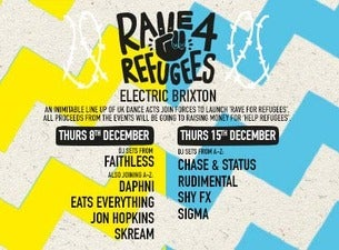 Rave for Refugees Tickets