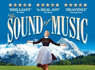 The Sound Of Music Tickets Family Shows Times Details