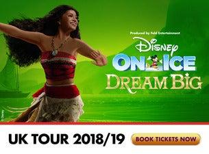 Disney On Ice presents Dream BigTickets