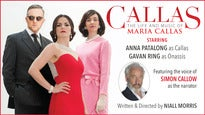 Life and Music of Maria Callas Tickets