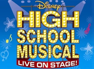 Disney's High School Musical - Tour Tickets