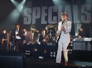 The Specials Tickets