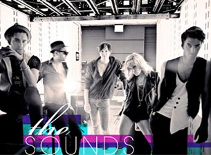 The Sounds Tickets