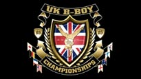 U.K. B-Boy Championships Tickets