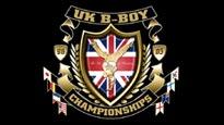 U.K. B-Boy ChampionshipsTickets