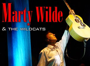 Marty Wilde Tickets