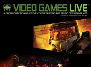 Video Games Live Tickets