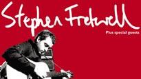 Stephen FretwellTickets