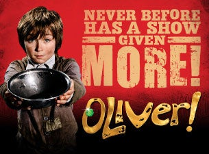 Oliver! Tickets
