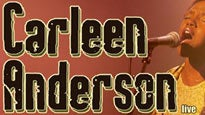 Carleen Anderson Tickets