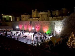 Tower of London Ice Rink Tickets