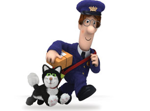 Postman Pat Tickets