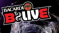 Bacardi B-Live Tickets