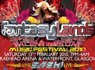 Fantasylands Tickets