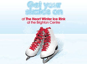 Get Your Skates On - Ice Skating Tickets