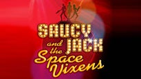 Saucy Jack and the Space Vixens Tickets
