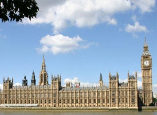 Houses of Parliament Summer Tours Tickets