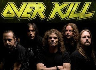 Overkill Tickets