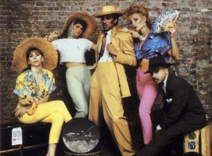Kid Creole and the Coconuts Tickets