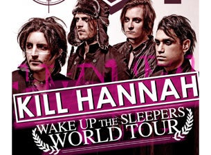 Kill Hannah Tickets