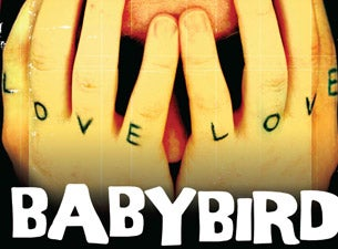 Babybird Tickets