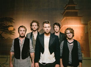 OneRepublic Tickets