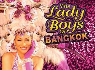 The Lady Boys of BangkokTickets