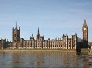 Houses of Parliament Tickets