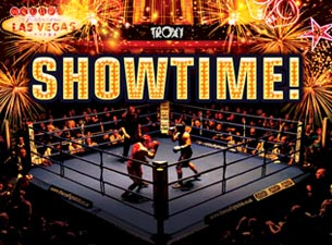 Showtime BoxingTickets