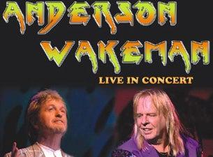 Anderson & WakemanTickets