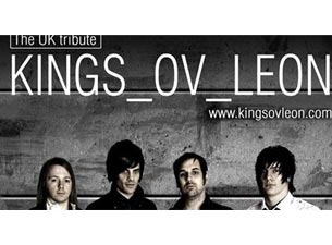 Kings Ov Leon Tickets